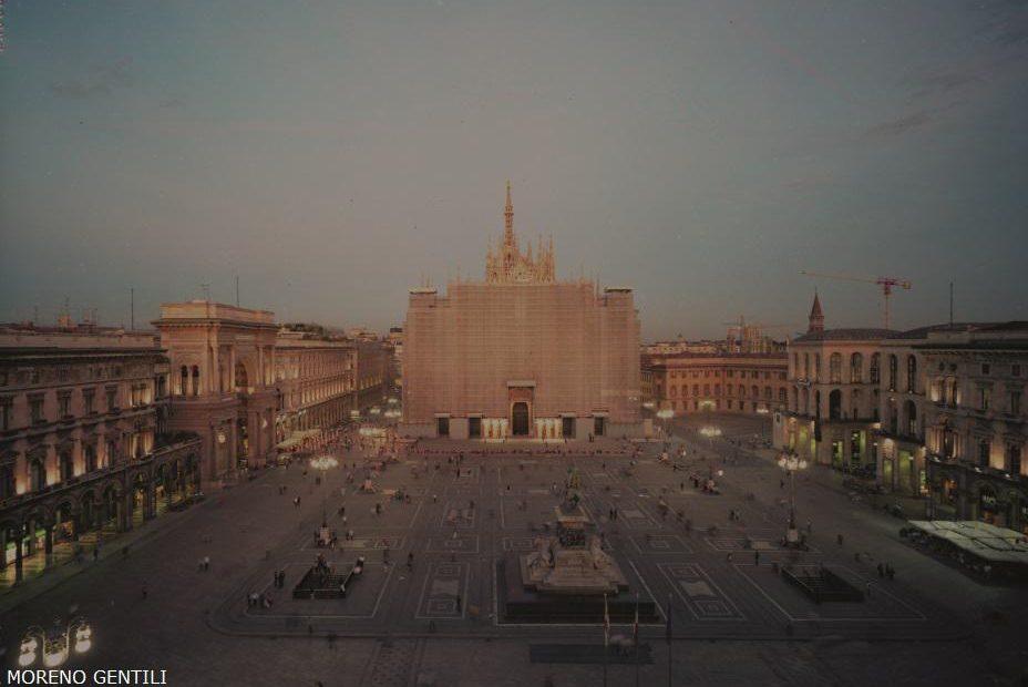 La depressione a Milano